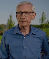 Tony Evers in September 2018 (II).png