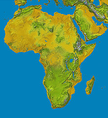 Afrika Nema Karta Reke.Afrika Wikipedie