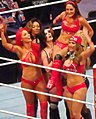 Total Divas team WrestleMania 32.jpg
