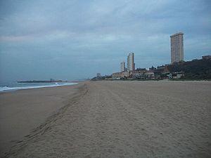 Amanzimtoti - Amanzimtoti Main Beach