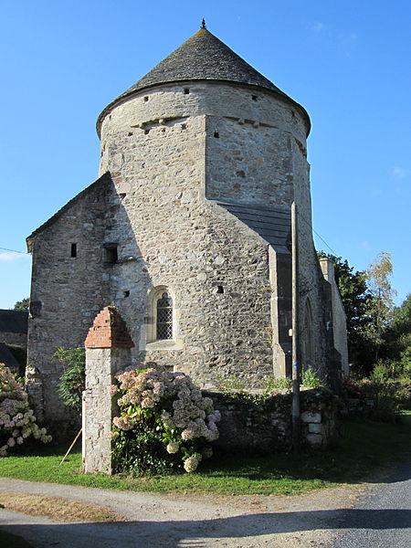 Tour de l'ancien manoir de Barville (XVIe)