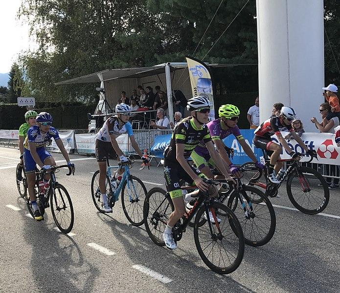 Tour du Pays de Gex-Valserine 2017.