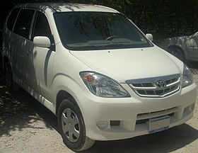 Toyota Avanza - Wikipedia, the free encyclopedia