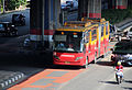 Transjakarta Articulated Bus Halte Rawasari 1.JPG