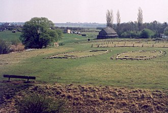 Trelleborg (Slagelse) - Image: Trelleborg 1