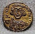 Tremisse di romoaldo II, duca longobardo di benevento, 706-731, 01.jpg