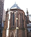 Trinity Chapel Complex later Serbian Orthodox Cathedral of Saint Sava back side.jpg