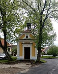 Trocnov, Chapel of the Virgin Mary and Saint John of Nepomuk (01).jpg