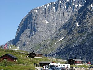 Trollstigen - Image: Trollstigen Norwegen