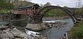 Tropical Storm Irene Damage-Bridge at Taftsville Vermont 2012-05-03.jpg