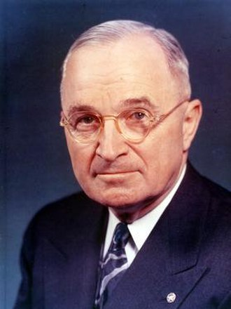 1948 Democratic National Convention - Image: Truman 58 766 09 (3x 4 C)