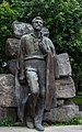 Tumanyan statue in Dsegh, Armenia.jpg