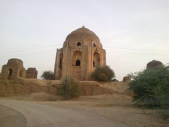 Mugheri - Bhag, Baluchistan; This is possible second place after Iraq where Mughera's tribe settled in majority
