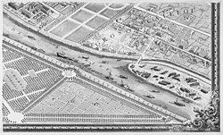 Turgot map Paris KU 20.jpg