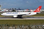 Turkish Airlines, TC-JIL, Airbus A330-203 (38164283494) (2).jpg