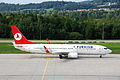 Turkish Airlines Boeing 737-800; TC-JGJ@ZRH;31.07.2009 548cb (4326999161).jpg