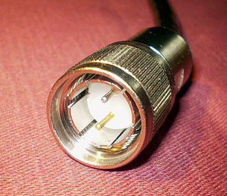 Twinaxial cabling - Twinaxial plug