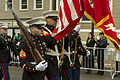 U.S. Marines march in the South Boston Allied War Veteran's Council St. Patrick's Day parade 150316-M-TG562-191.jpg