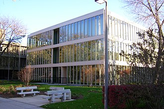 University of Illinois at Chicago - Grant Hall (renovated)