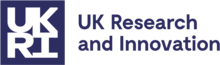UK Research and Innovation (UKRI) logo.