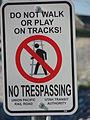 UPRR UTA No Trespassing sign.JPG