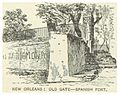 US-LA(1891) p297 NEW ORLEANS, SPANISH FORT - REMAINS OF A GATE.jpg