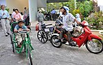USAID Project Supports Rehabilitation Department for Children and Wheelchair Distribution in Danang (9305228846).jpg