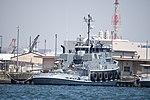 USAV MGen Nathanael Greene(LT-801) right rear view at Port of Yokohama April 28, 2018.jpg