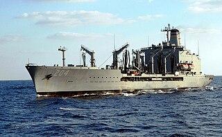 USNS <i>Rappahannock</i> (T-AO-204)