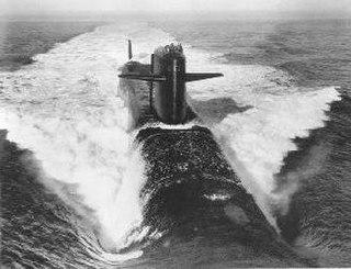 USS <i>Henry Clay</i> (SSBN-625) Lafayette-class submarine