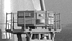 USS Donald B. Beary (FF-1085) ANSLQ-32 antenna
