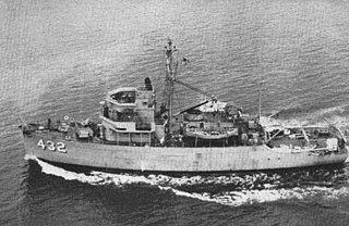 USS <i>Dynamic</i> (AM-432)