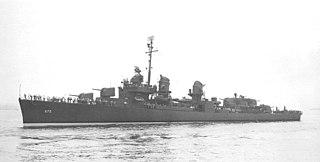 USS <i>Healy</i> (DD-672)