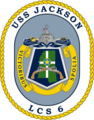 USS Jackson LCS-6 Crest.png