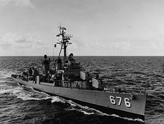 USS <i>Marshall</i> (DD-676)