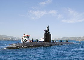 Image illustrative de l'article USS Montpelier (SSN-765)