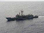 USS Samuel B. Roberts (FFG-58) in March 2014.JPG
