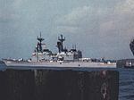 USS Scott (DDG-995 ) at Naval Station Roosevelt Roads c1986.jpg