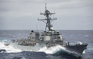 USS <i>Wayne E. Meyer</i>