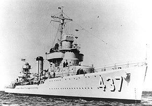 USS Woolsey (DD-437)