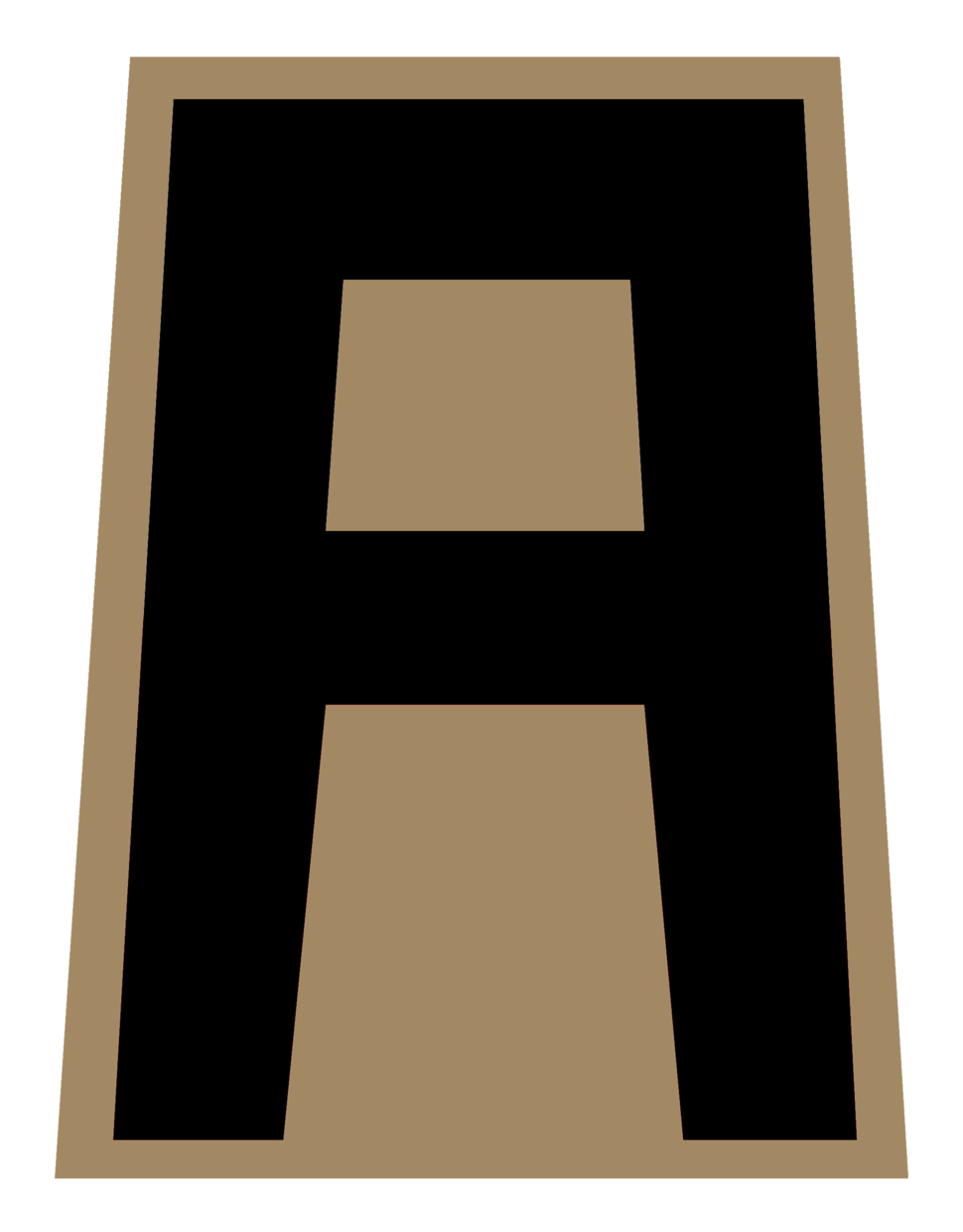 US Army 1st Army SSI Prior to 1950