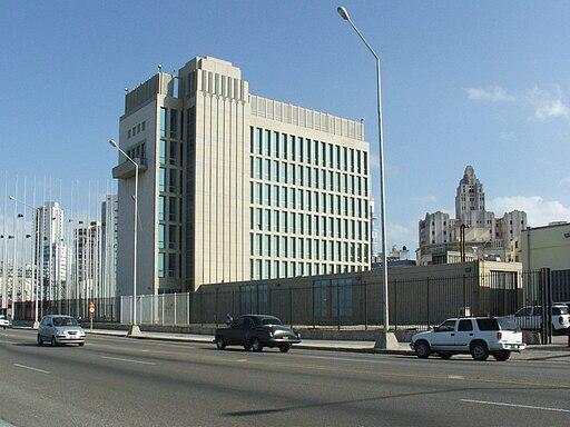US Interest section Havana 4495