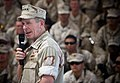 US Navy 080617-N-0696M-544 Adm. Mike Mullen, chairman of the Joint Chiefs of Staff addresses Marines participating in Exercise Mojave Viper.jpg