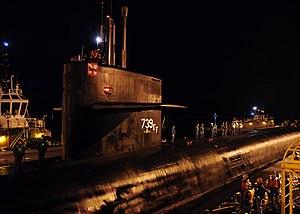 US Navy 111210-N-GU530-021 The ballistic-missile submarine USS Nebraska (SSBN 739) returns to its homeport of Naval Base Kitsap-Bangor following a.jpg