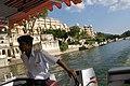 Udaipur, India, Boat ride on Lake Pichola.jpg