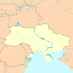Luhansk (Луга́нськ) (Ukraine )