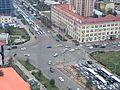 Ulanbaatar - Peace Avenue and Chinggis Kahn Avenue.jpeg