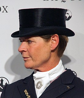 Ulla Salzgeber German equestrian