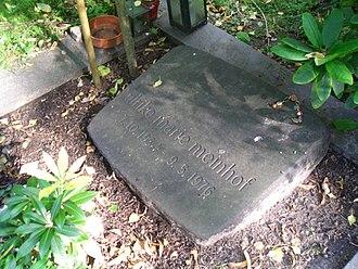 Ulrike Meinhof - Burial site for Ulrike Meinhof