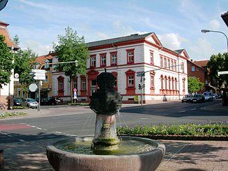 Groß-Umstadt - County Court